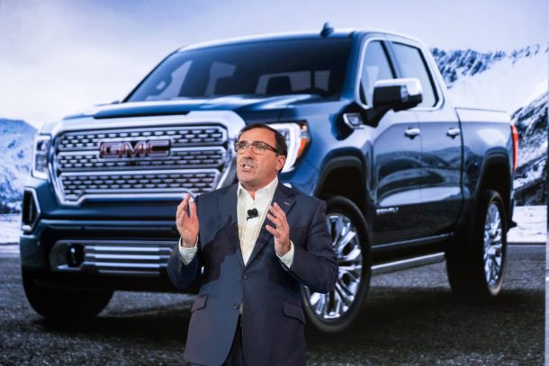 GM North America Prez Alan Batey Hangs Up His Boots - GM ...