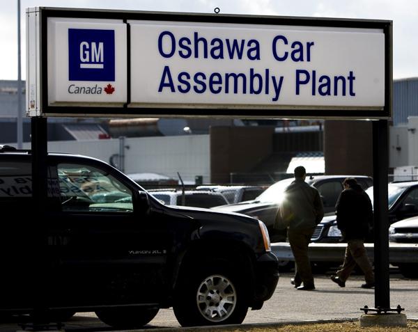 Report: GM to Close Oshawa Operations - GM Inside News
