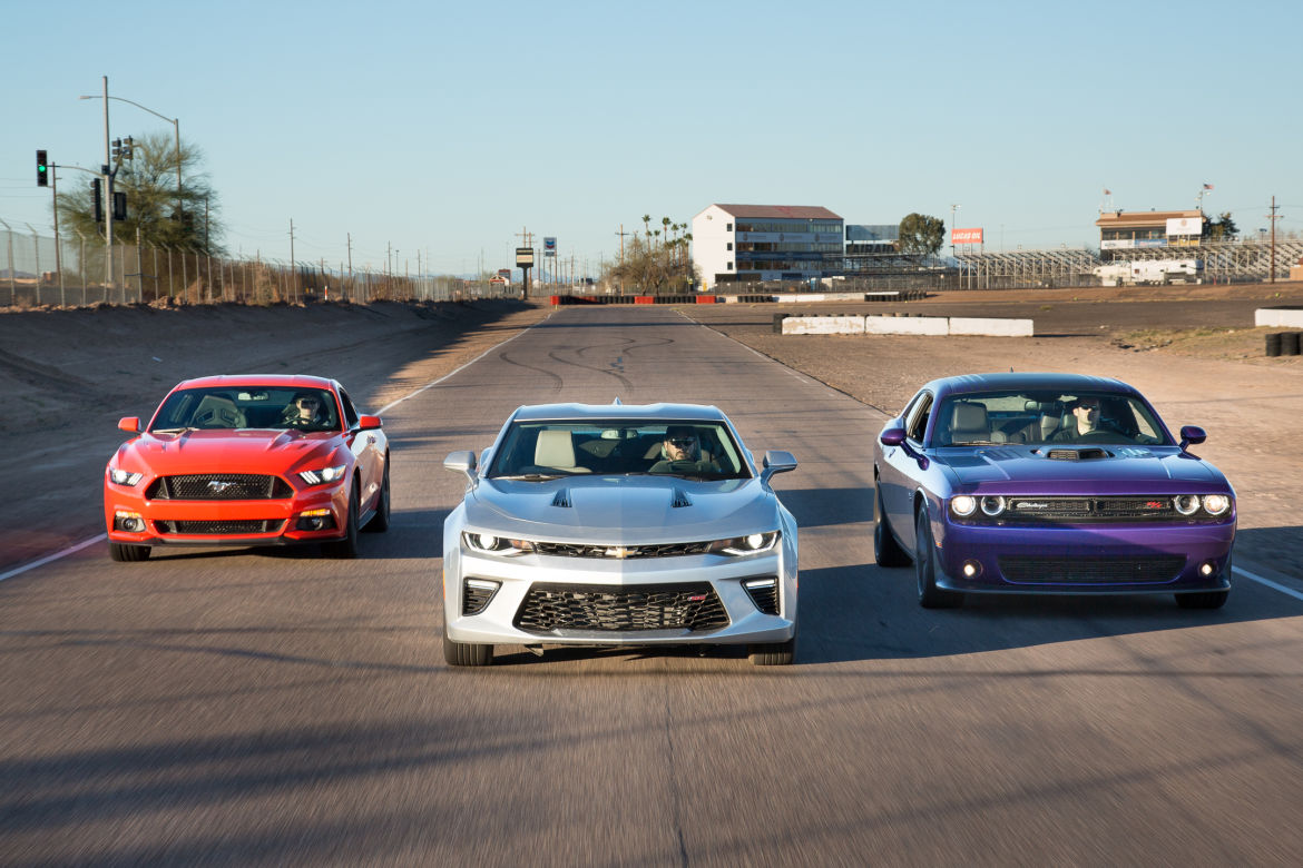 Are AWD Muscle Cars Sacrilegious: Yay or Nay? - GM Inside News