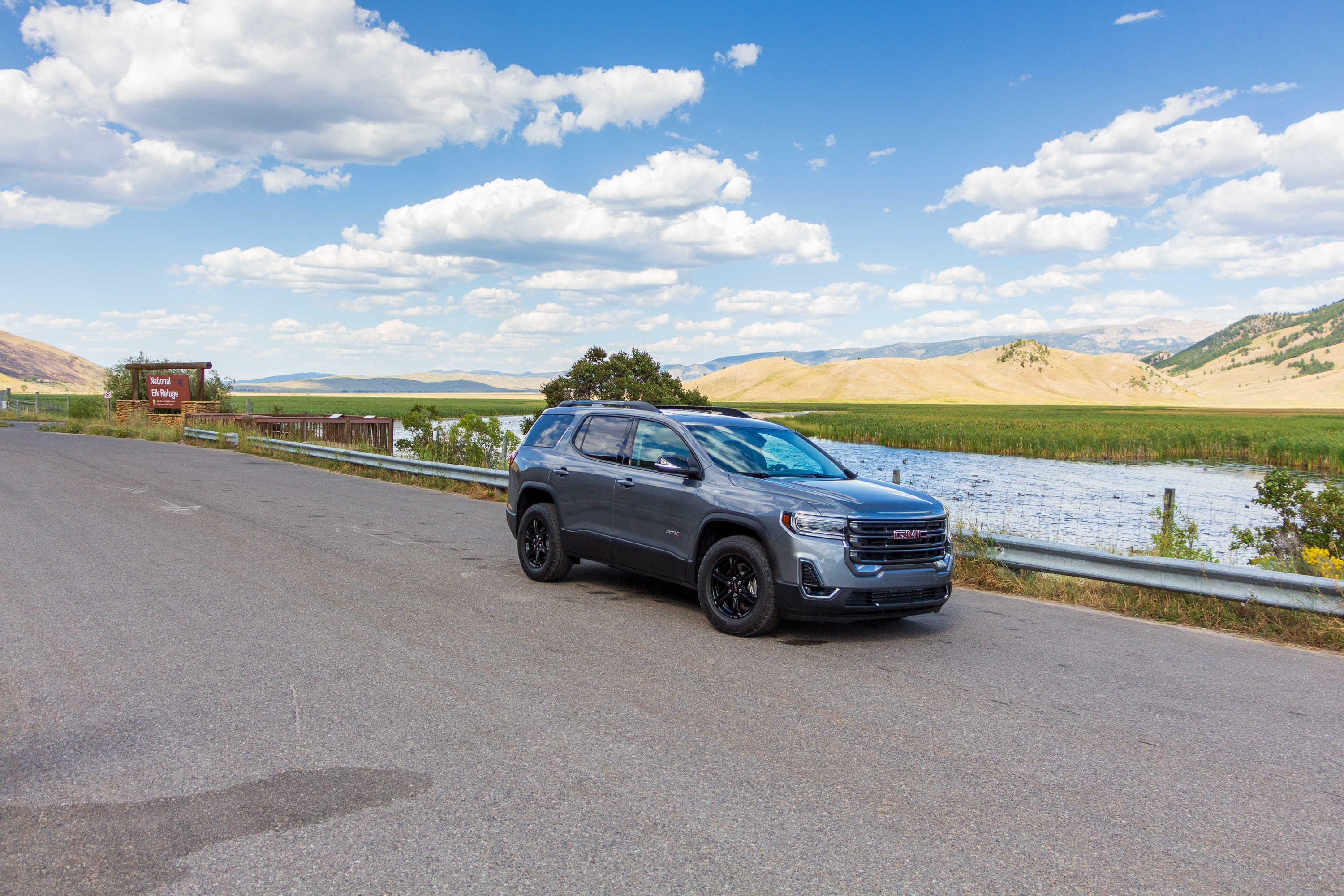 First Drive: 2020 GMC Acadia AT4 - GM Inside News