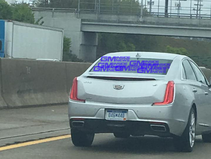 Cadillac XTS Shows Off New Booty - GM Inside News