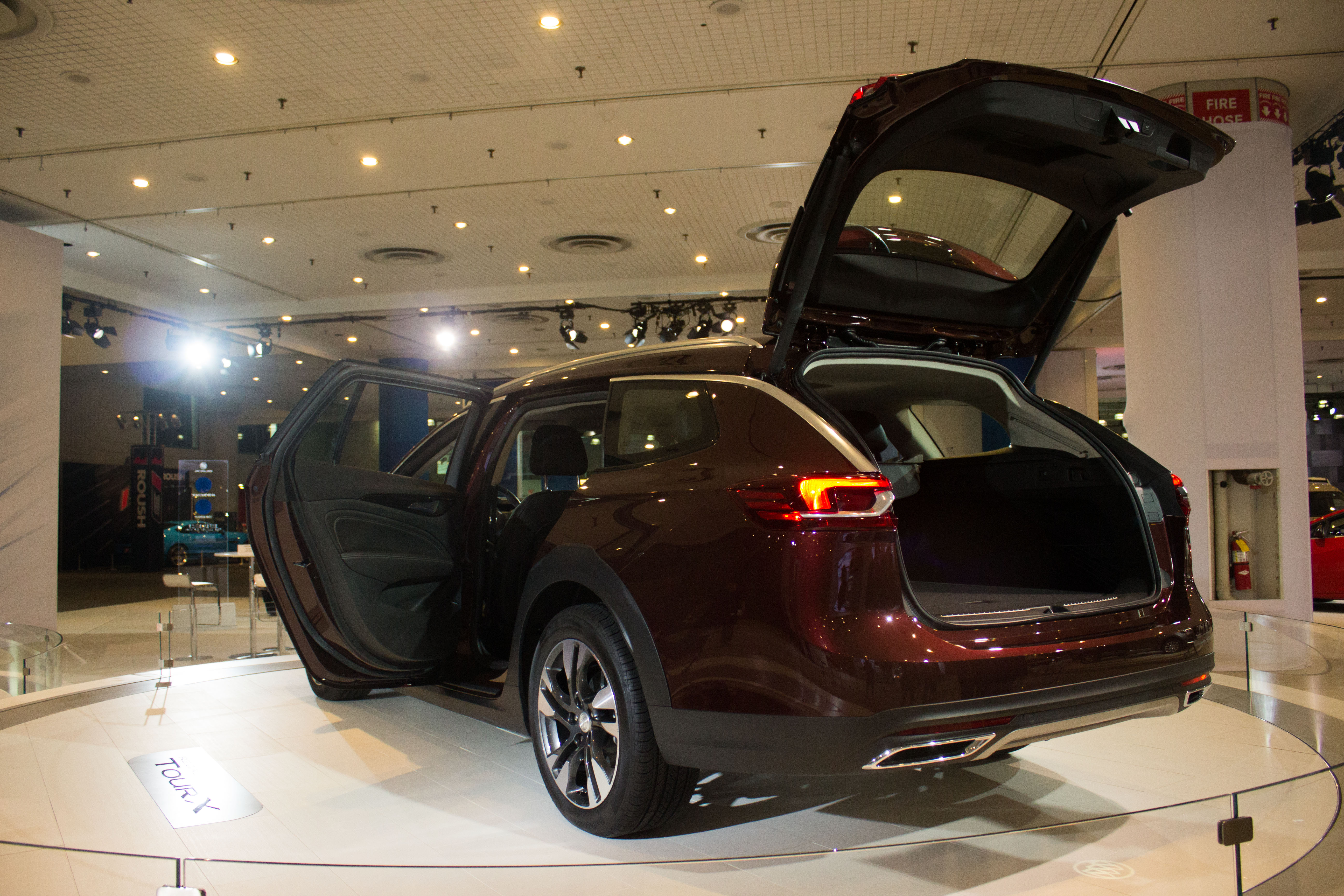 Buick Regal Tour X Won T Be Coming To Canada Any Time Soon
