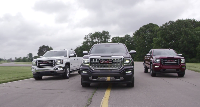 Gm recalling 5 000 2016 2017 full size pickups and suvs for General motors suvs 2015