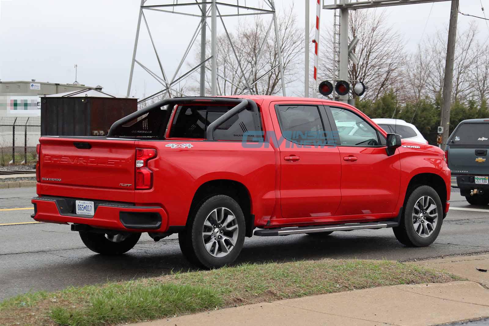 Gallery: 2019 Chevrolet Silverado Getting an RST Model ...