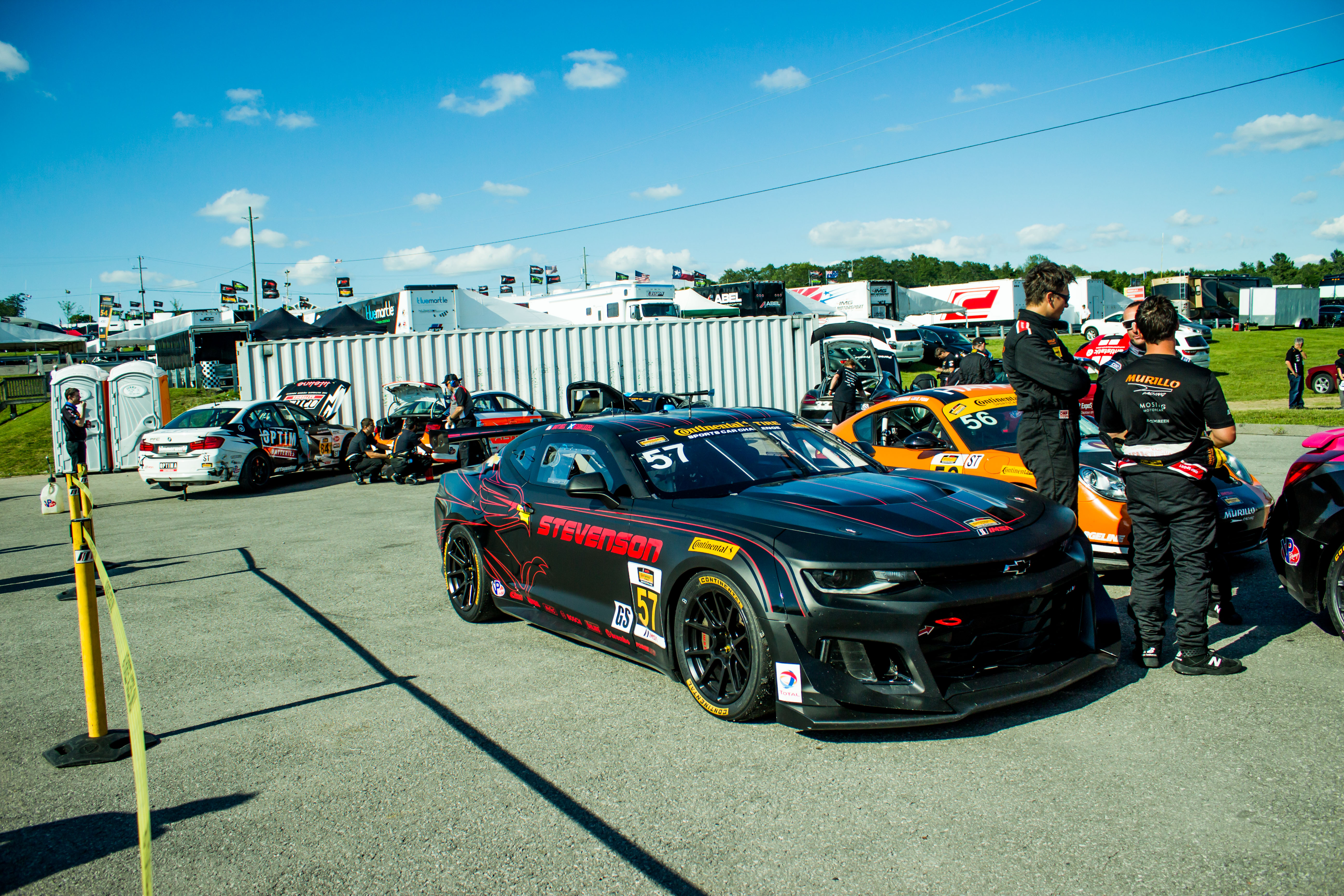 Camaro Gt4 Gets First Win In Canada Gm Inside News