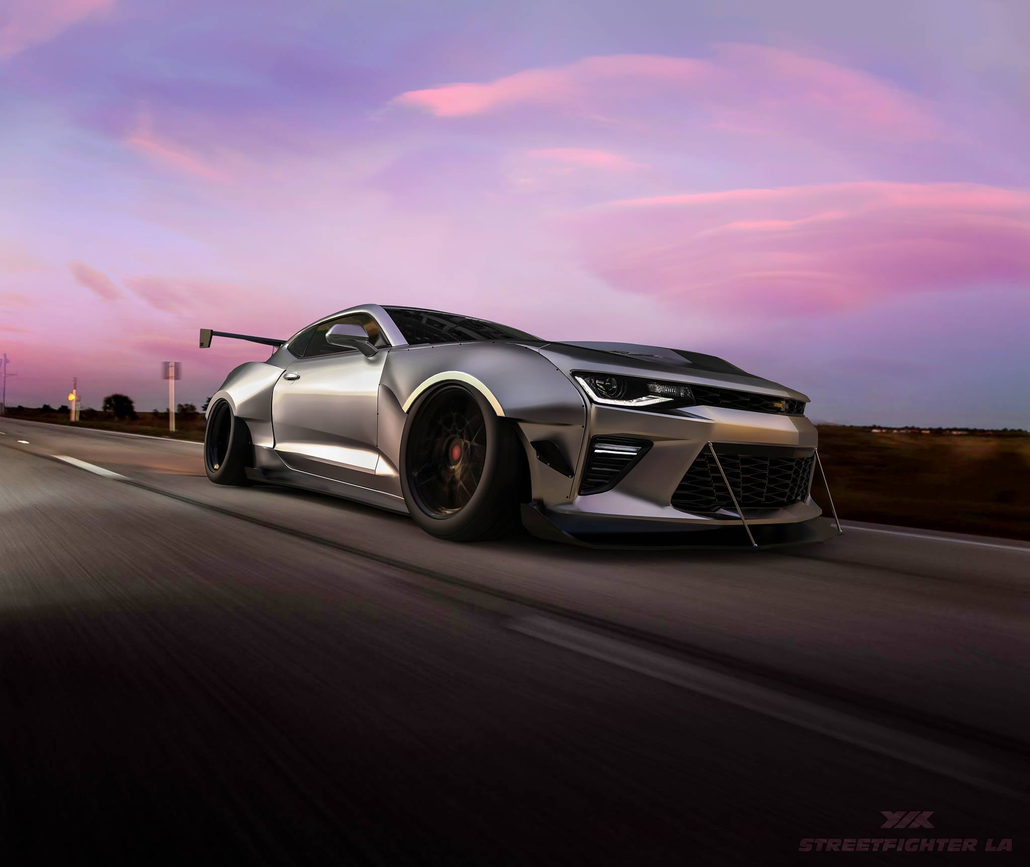 The Sixth Generation Camaro Is An Impressive Package Out Of The Box But In The Hands Of The Right Tuning House Gms Latest Pony Car Has The Potential To