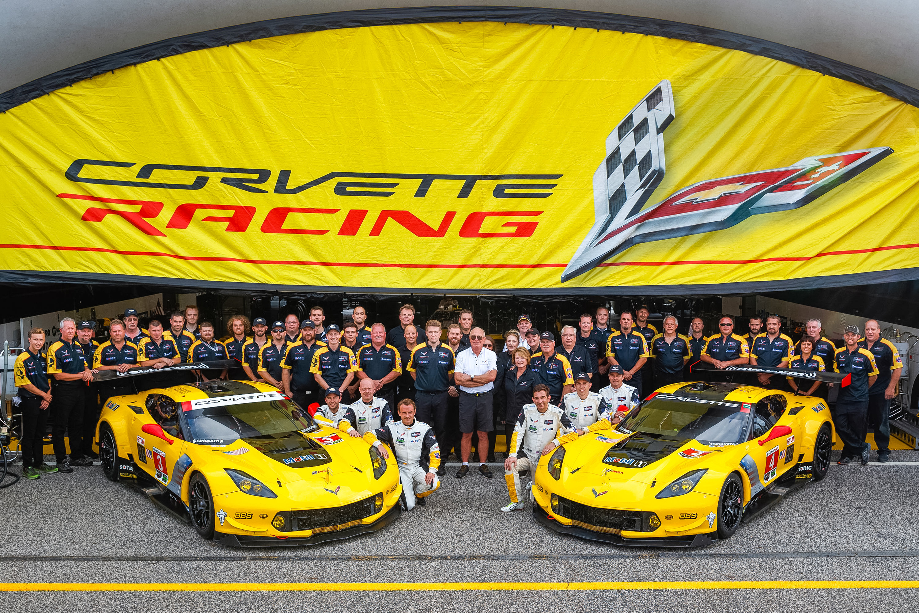 Corvette Racing Also Won An Imsa Championship This Weekend