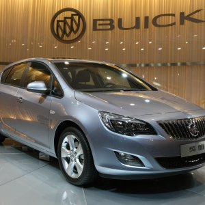 Buick Excelle XT (china)