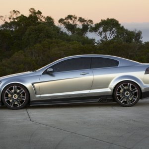 Holden Coupe60 Concept