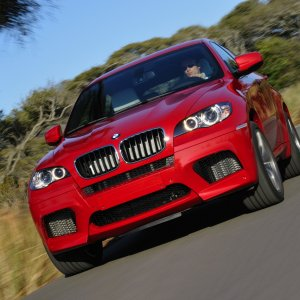 BMW X5M and X6M