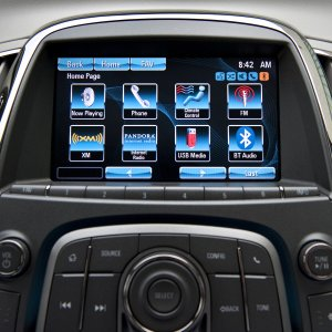 2012 Buick LaCrosse with IntelliLink